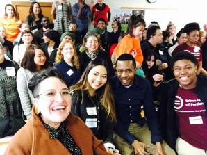Lobbying Oregon leaders at the state capitol with the Center for Intercultural Organizing