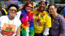 Transform CA at Oakland Pride 2016